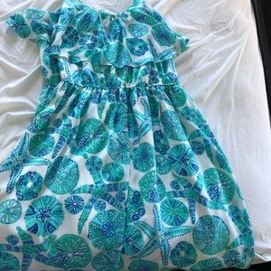 Lilly Pulitzer dress! With FREE necklace!